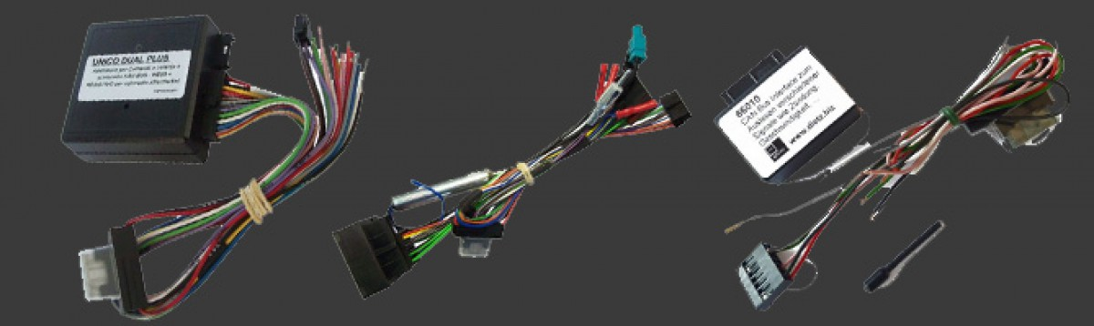 CAN Bus Interfaces & Kabel