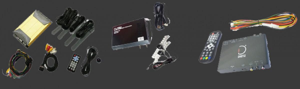 DAB / DVB-T-Tuner / Zubehör