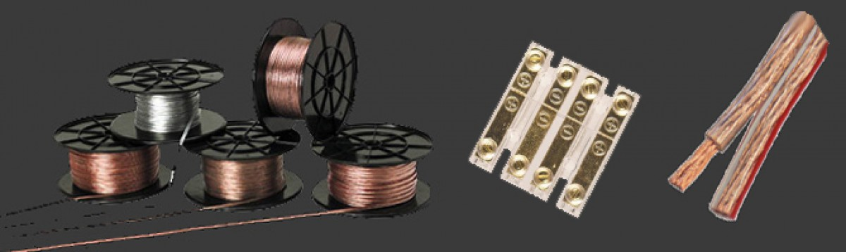 Lautsprecherkabel / Verbinder