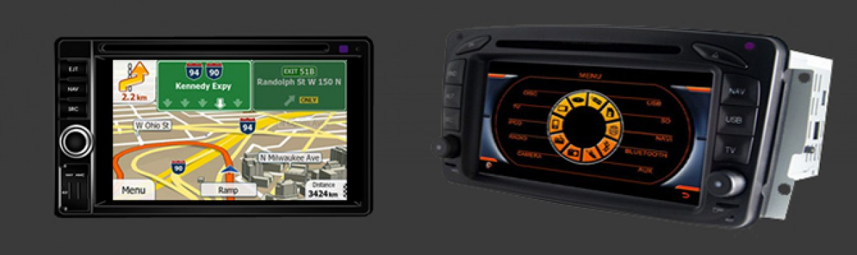 PKW-Navigationssysteme