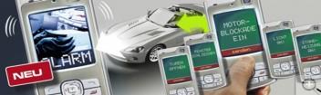 PKW Alarmsysteme mit Handybenachrichtigung