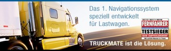LKW-Navigationssysteme