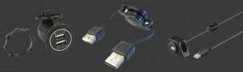 USB Kabel / Ladegeräte / Adapter