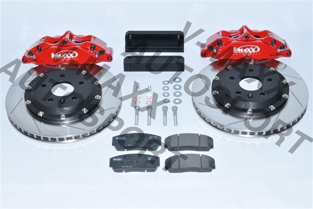 V-MAXX Big Brake Kit (290mm) BMW Z1 Alle mit Serienmäßigen Scheibenbremsen hinten Bj. 6.88 > 6.91