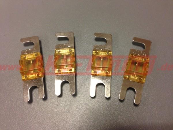 ACV Mini ANL Sicherungen 40 Ampere (4 Stück)