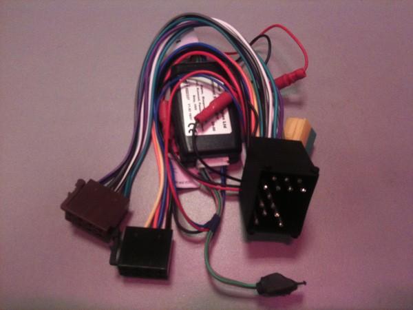 c-quence Stalk Adapter VDO Dayton -> BMW / 17 Pin