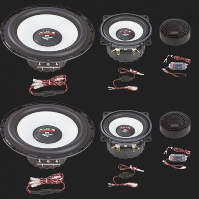 "Audio System M SERIES 3-Wege Compo System ""M 165/3 EVO 2"""