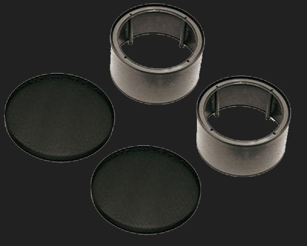Dietz Lautsprecherringe RENAULT Twingo 09/1993 - 2007 hinten (130mm)