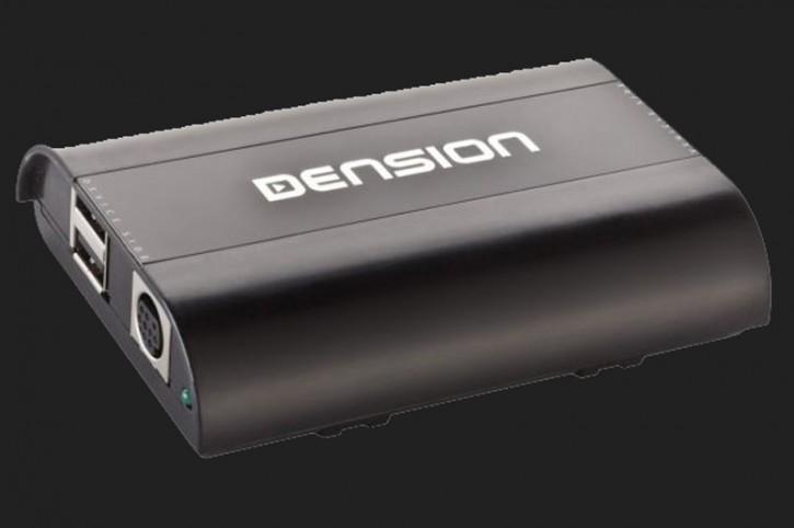 DENSION DAB+U Interface - DAB über werkseitigen USB Anschluss