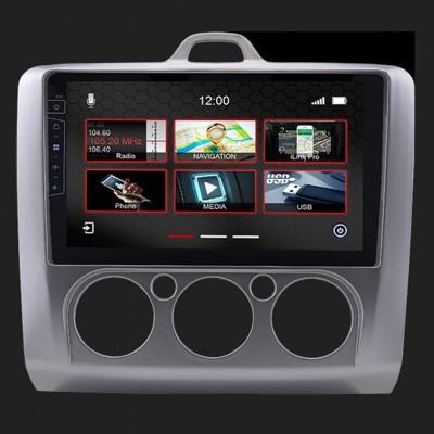 "DYNAVIN 9""(22,9cm) Multimediagerät ""X-Series"" für Ford Focus 2004-2010 (Manuelle Klima) inkl. i-GO Navisoftware"