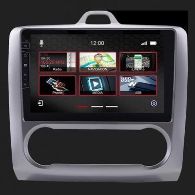 "DYNAVIN 9""(22,9cm) Multimediagerät ""X-Series"" für Ford Focus 2004-2010 (Automatik Klima) inkl. i-GO Navisoftware"