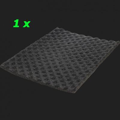 """GROUND ZERO """"GZDF 1500SA-PRO"""" 15 mm Wasserabweisende Dämmung aus geschäumtem Polyurethan (1 Platte a 37,5cm x 50cm = 0,1875qm²)"""