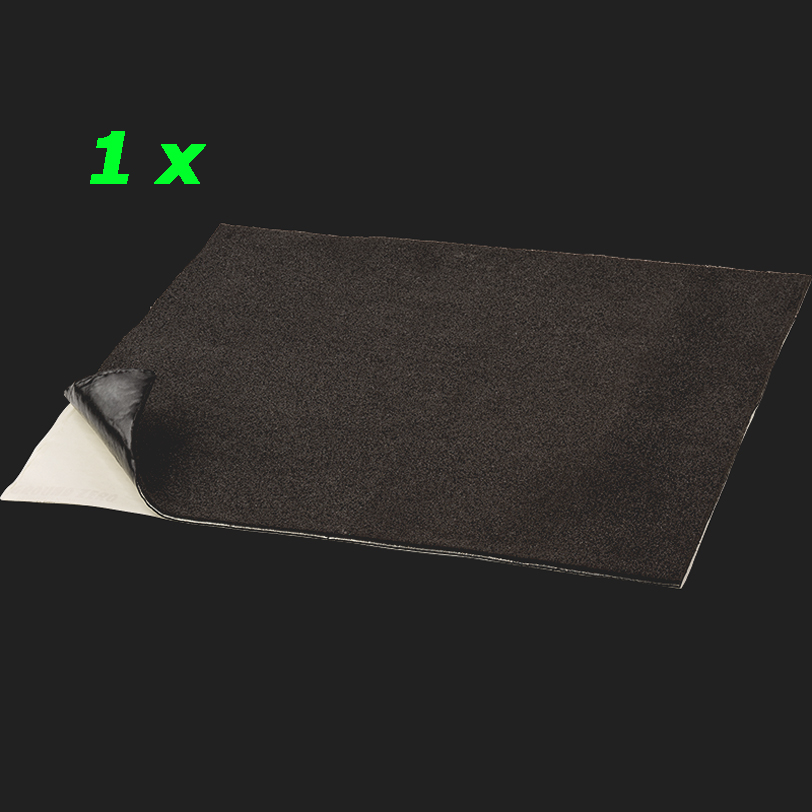 "GROUND ZERO ""GZDM 1900MC-GOLD"" 7mm Hochwertige Multikomponenten-Dämmung (1 Platte a 37,5cm x 50cm = 0,1875qm²)"