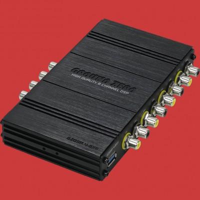 "GROUND ZERO ""GZDSP 4-8XII"" 8-Kanal Digitaler Signalprozessor"
