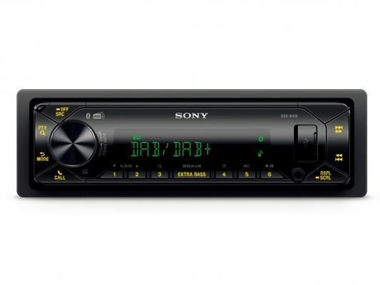 "SONY 1-DIN Autoradio ""DSXB41D.EUR"" inkl. BT, DAB+ OHNE CD Laufwerk"