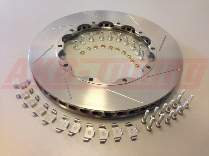 Bremsscheibe LINKS ohne Zenter inkl. Befestigungsmaterial passend für alle V-MAXX Big Brake Kits 330mm