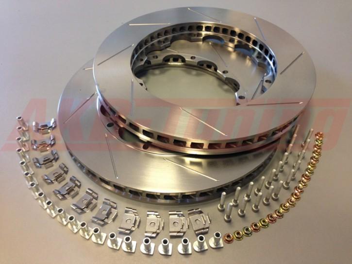 Bremsscheiben Set L+R ohne Zenter inkl. Befestigungsmaterial passend für alle V-MAXX Big Brake Kits 290mm