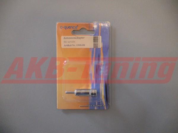 c-quence DIN-Antennenadapter (geblistert)