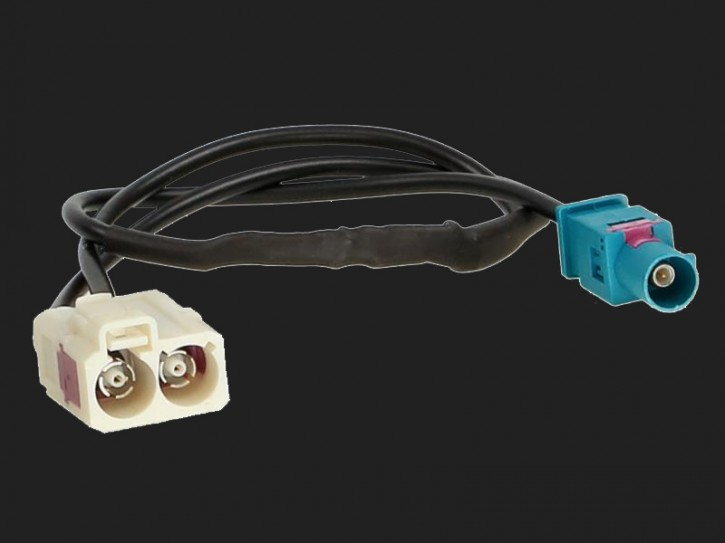 ACV Antennenadapter Fakra Z (m) > Doppel-FAKRA (w)