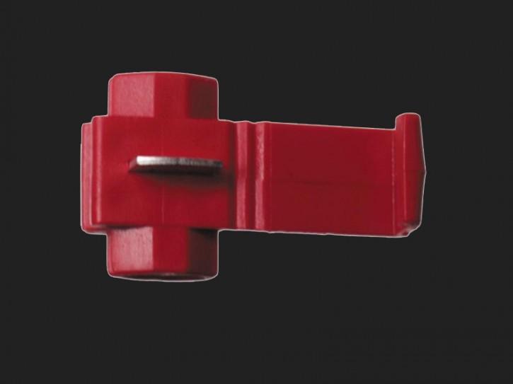ACV Abzweigverbinder rot 0.5 - 0.75 mm²