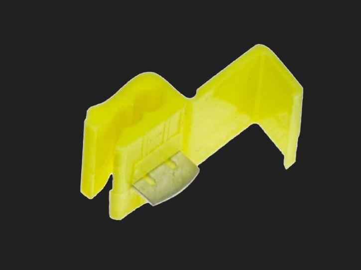 ACV Abzweigverbinder gelb 4.0 - 6.0 mm²