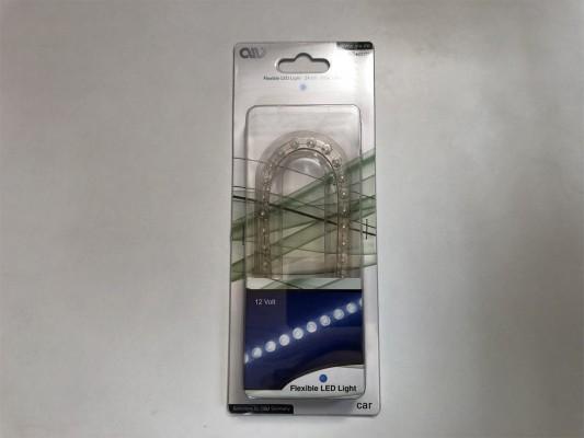 AIV LED flexible Light in blau 24cm lang (12V)