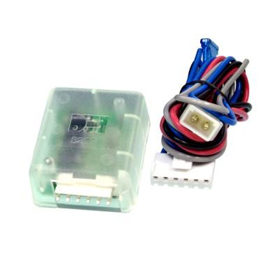 AMPIRE Notstrom-Elektronik mit Alarmauslösung, 12 Volt ohne Akku
