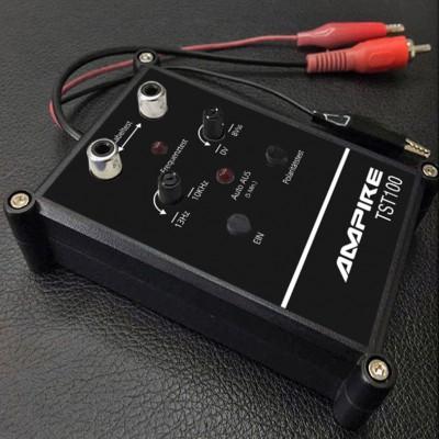 AMPIRE Testgerät für Lautsprecherpolung, Frequenzbereich und Durchgang