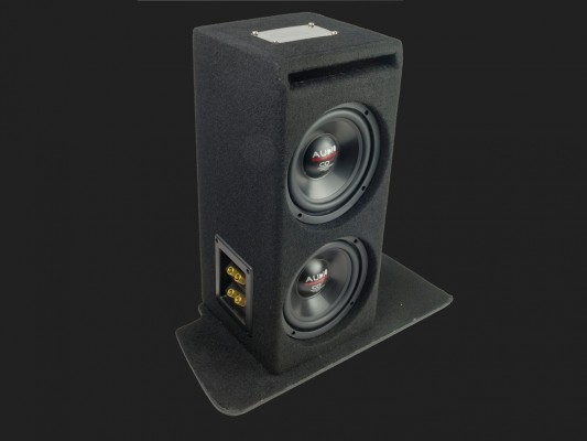 "Audio System CO-SERIES EVO WOOFER ""CO 06 BR-2VITO"" für Mercedes Vito"
