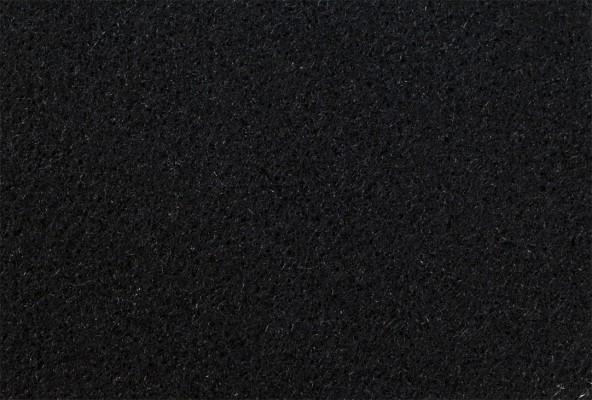 AUDIO SYSTEM Bezugsteppich schwarz (1,5m x 3m)