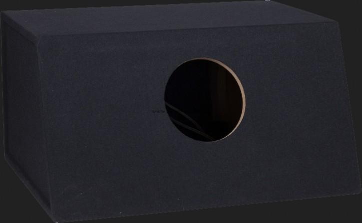 """Audio System Leergehäuse """"BP 12-2"""" 2x50 Liter Bandpass für 2x30cm Bass"""