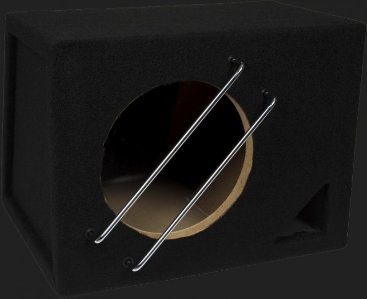 """Audio System Leergehäuse """"BR 08"""" 15 Liter Bassreflex für 20cm Bass"""