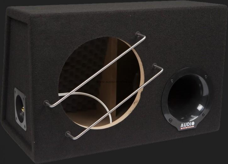 """Audio System Leergehäuse """"BR 10"""" 29 Liter Bassreflex für 25cm Bass"""