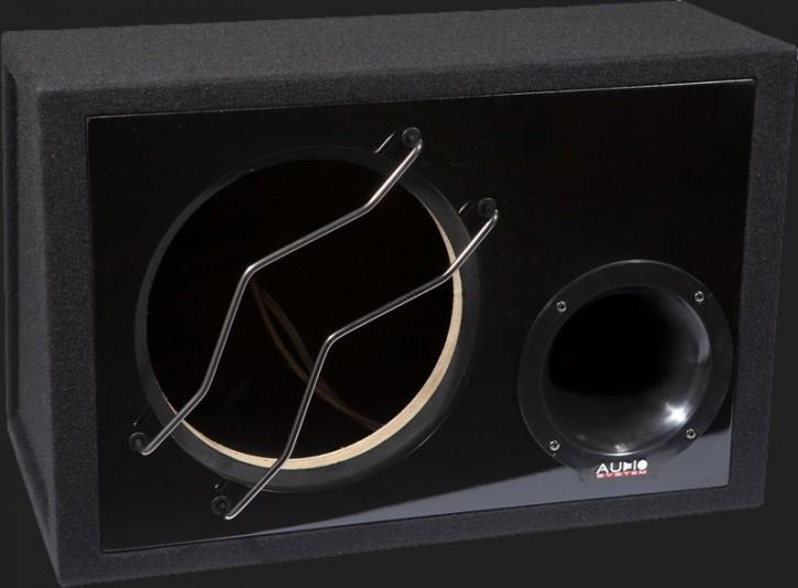 """Audio System Leergehäuse """"BR 10L"""" 29 Liter Bassreflex für 25cm Bass (Front lackiert)"""