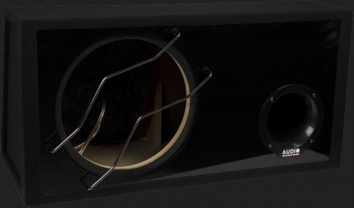 """Audio System Leergehäuse """"BR 12-48L"""" 48 Liter Bassreflex für 30cm Bass (Front Lackiert)"""