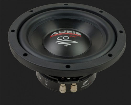 "Audio System CO-SERIES 200 mm HIGH EFFICIENT WOOFER ""CO 08 DC"" Max.Power 2x140W"