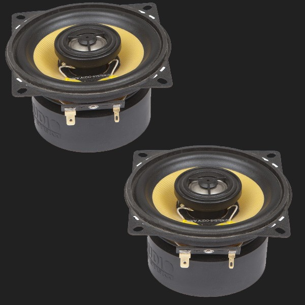 "Audio System CO SERIES Coaxial System ""CO 100 PLUS"" (Paarpreis)"