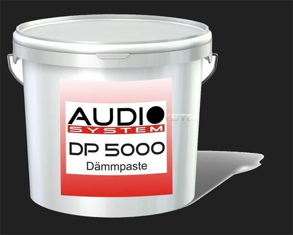 Audio System DP 5000 Dämmpaste 5 Kg