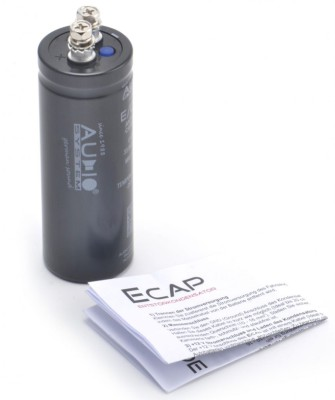 "Audio System Entstörkondensator ""E/CAP EVO"" 0,33 Farad"