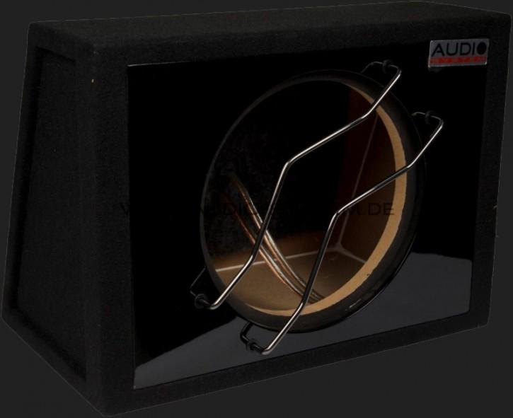 """Audio System Leergehäuse """"G 10L"""" 22 Liter geschlossen für 25cm Bass (Front lackiert)"""