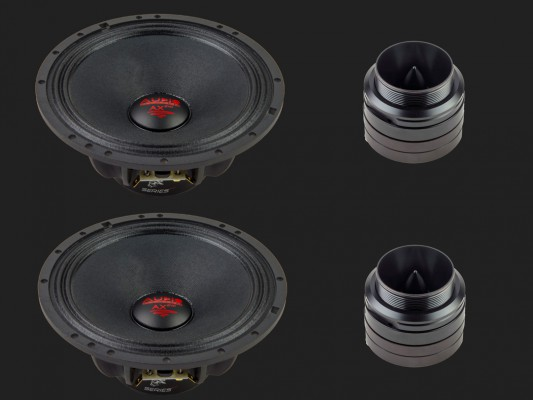 "Audio System HELON-SERIES PA 2-Wege NEO System ""H 165 PA"""