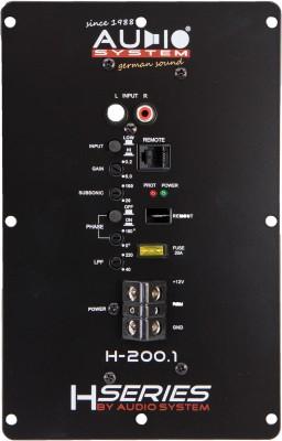 Audio System H200.1 HELON SERIES Verstärker 1-Kanal / 1x200Watt @ 2 Ohm