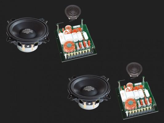 "Audio System HX SERIES 2-Wege Compo System ""HX 100 DUST EVO2"""