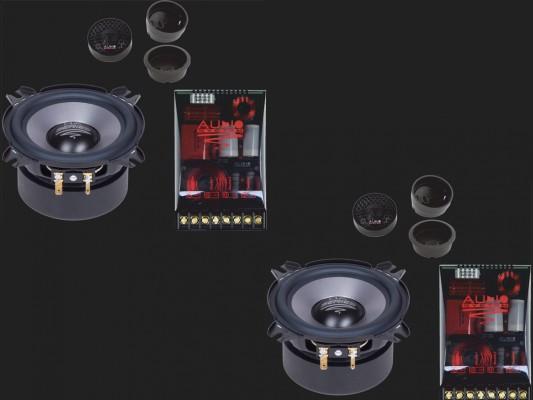 """Audio System HX SERIES 2-Wege Compo System """"HX 100 SQ EVO2"""""""