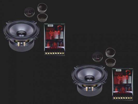 """Audio System HX SERIES 2-Wege Compo System """"HX 130 SQ EVO2"""""""
