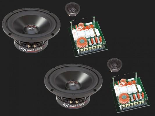 "Audio System HX SERIES 2-Wege Compo System ""HX 165 DUST EVO2"""