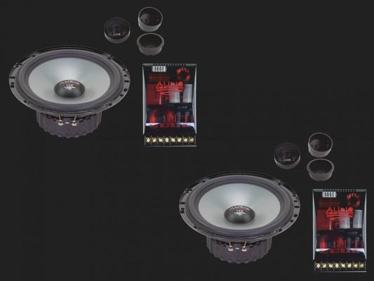 """Audio System HX SERIES 2-Wege Compo System """"HX 165 SQ EVO2"""""""
