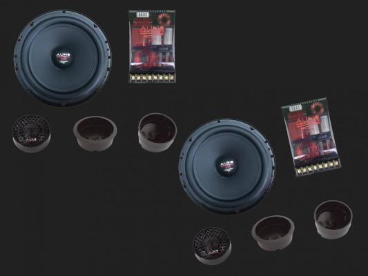 """Audio System HX SERIES 2-Wege Compo System """"HX 165 SQ EVO3"""""""