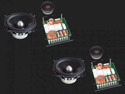 "Audio System HX SERIES 2-Wege Compo System ""HX 100 PHASE EVO2"""