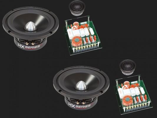 "Audio System HX SERIES 2-Wege Compo System ""HX 165 PHASE EVO2"""